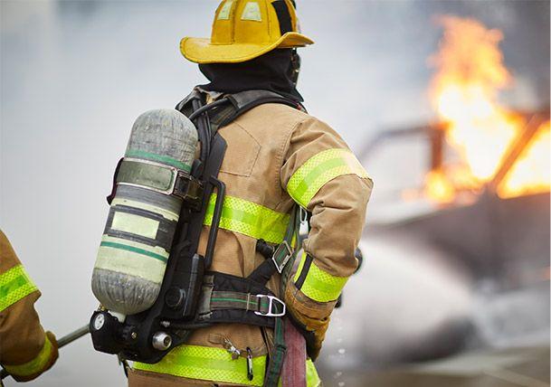 诺梅克斯®用于消防保护
