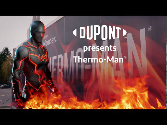 A DuPont apresenta Thermo-Man®