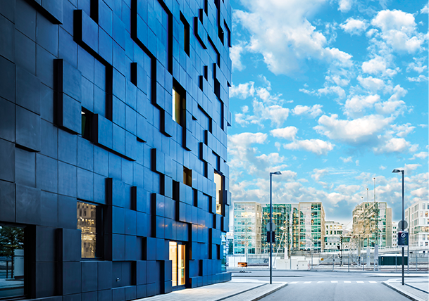 Out-of-sight insulation options enable innovative building designs