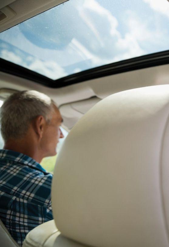 汽车内饰以及天窗