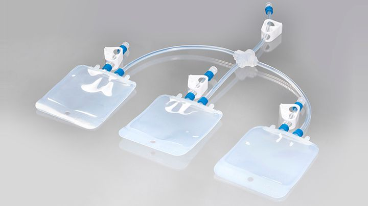 Silicone molded assemblies deliver purity