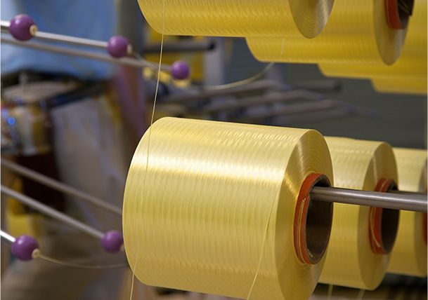 Versatile Kevlar® fibers — from Kevlar® 129 to Kevlar® KM2