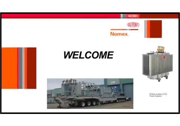 Nomex® ES Webinar: A New Standard for the Modern Liquid Immersed Transformer