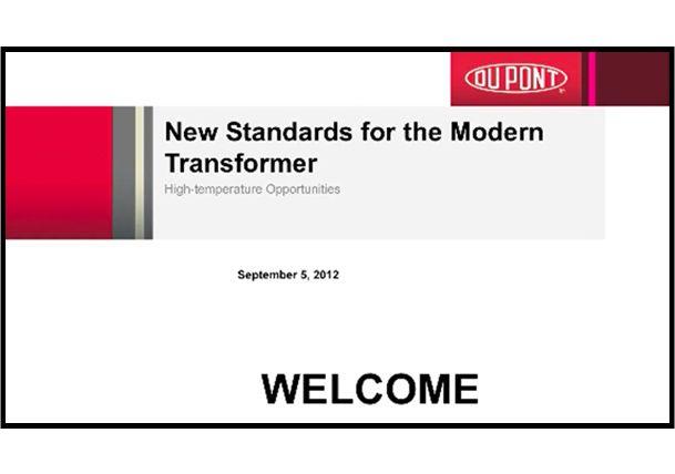 New Standards for the Modern Transformer