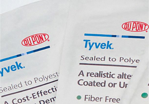 Trusted Protection for Sterile Medical Packaging   Tyvek® 1059B