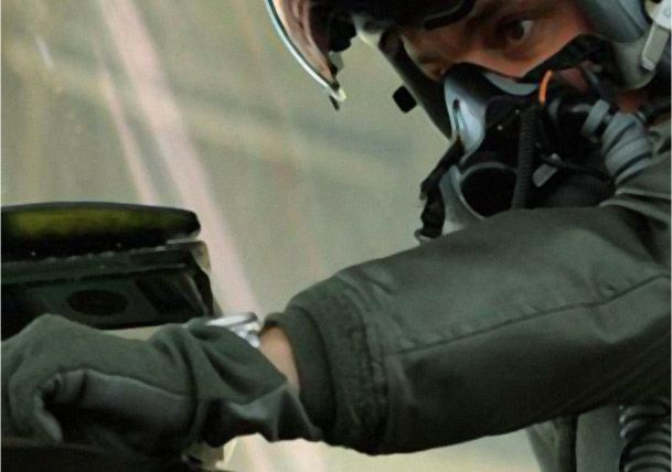 Nomex® fiber provides military personnel thermal protection