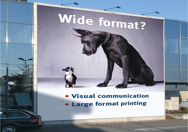 Tyvek® is perfect for wide-format media