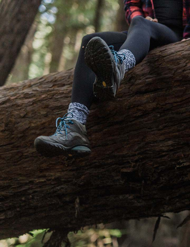 A pair of socks made by Cameo Socks that features Kevlar®