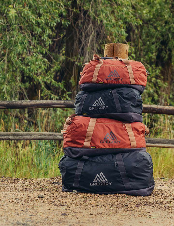 Gregory outdoor accessories made with Kevlar®