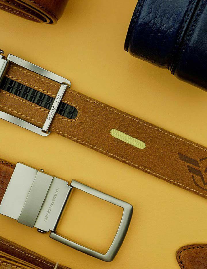 Kevlar® in Smart Belt accessories