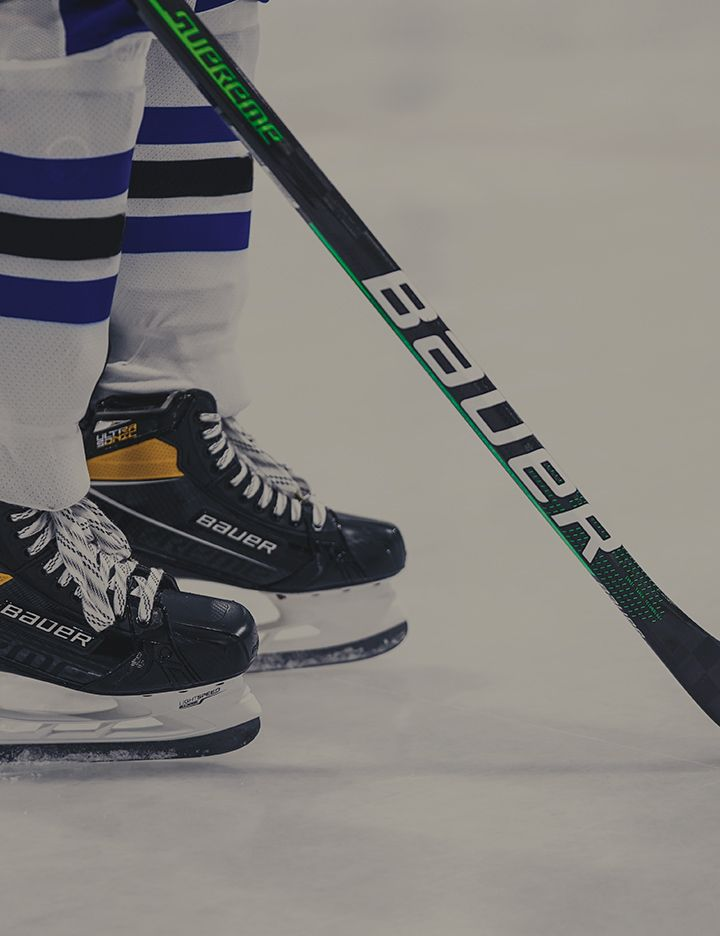 Bauer cut-resistant hockey socks made with Kevlar®