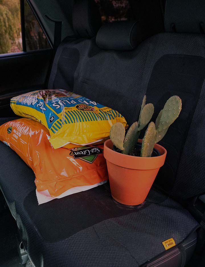 Type S Auto® seat covers made with Kevlar®