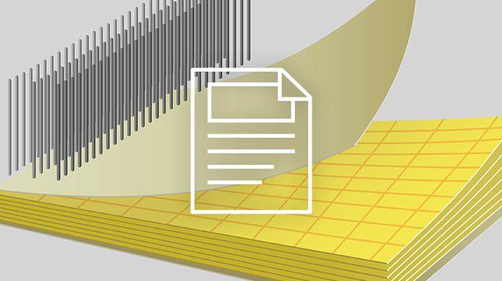 Core Matrix Technology™ monolithic fabric structure