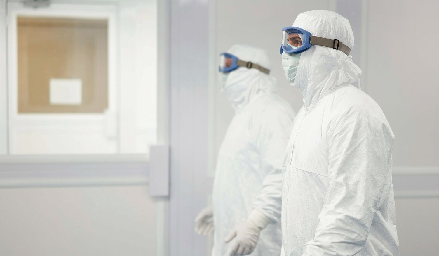 PPE Solutions for Pharmaceutical Industry