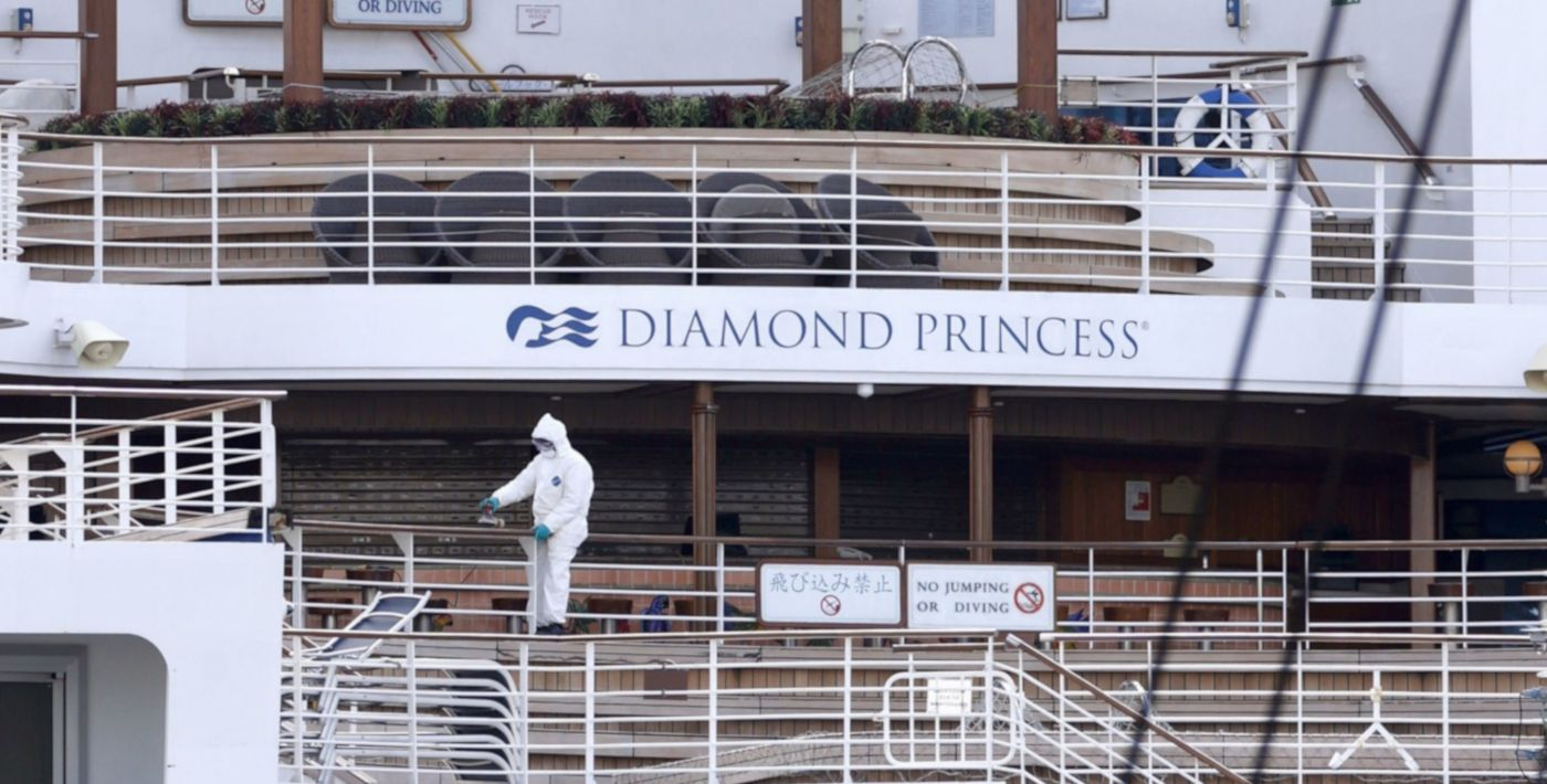 DuPont, RecoveryPRO and BELFOR Group Partner to  Clean & Disinfect Diamond Princess Cruise Ship