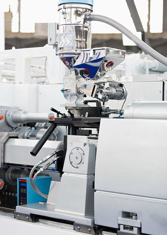High-tech extrusion machine