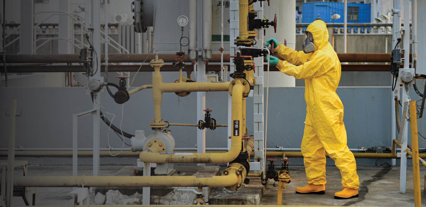 PPE Solutions for the Chemical Manufacturing Industry