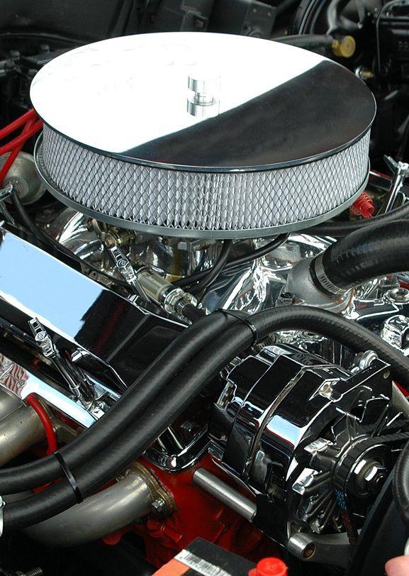 High-performance engine