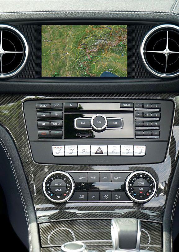Automotive part for a Mercedes Benz