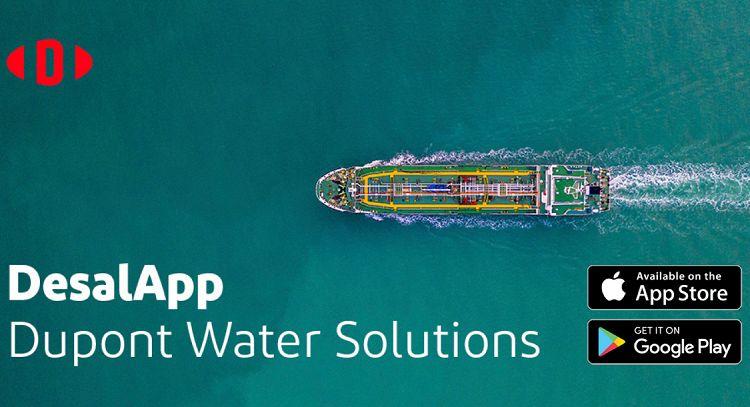 Desalination application.