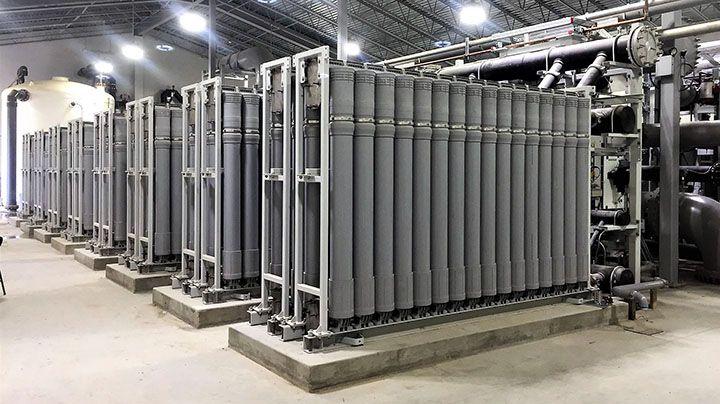 MEMCOR® CPII Ultrafiltration System