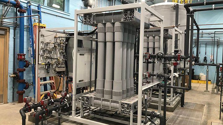 MEMCOR® XP Pressurized Membrane System
