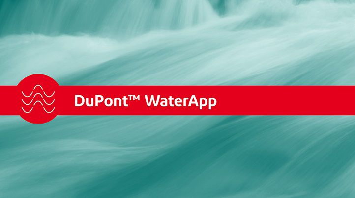 DuPont Water Solutions Water App
