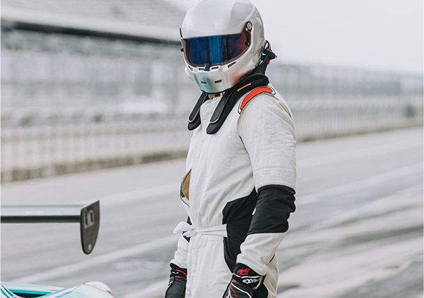 Nomex® for racing protection